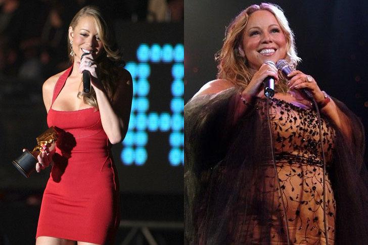 25 good looking celebrities who got fat (3/6) - CelebrityRED
